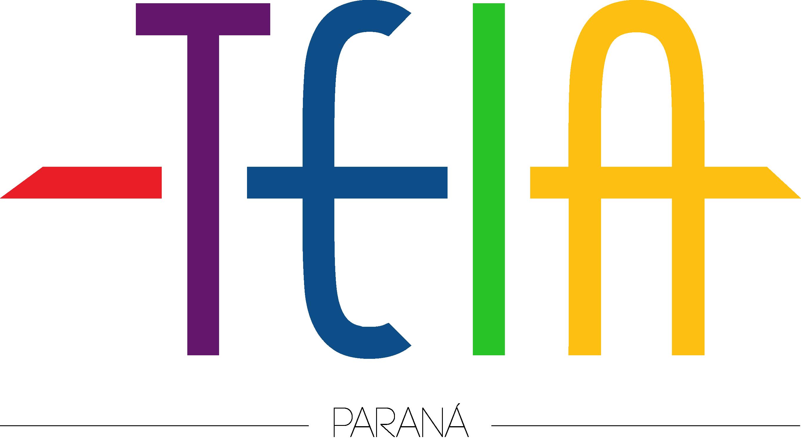 Logo Teia Paraná